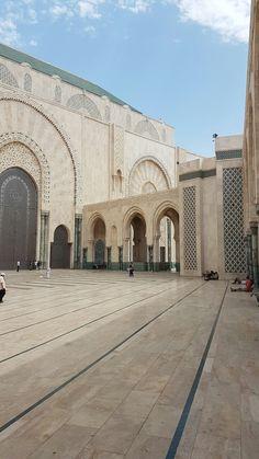 Casablanca - Marrocos - Mesquita de Hassan II