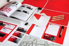 CUBE ARCHITECTS - corporate identity on the Behance Network