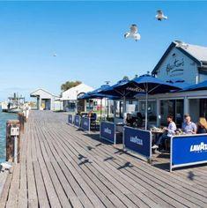 Hector's Cafe on the Wharf, Goolwa - Restaurant Reviews, Phone Number & Photos - TripAdvisor South Australia, Places To Eat, Trip Advisor, Restaurant, Number, Phone, Outdoor Decor, Travel, Telephone