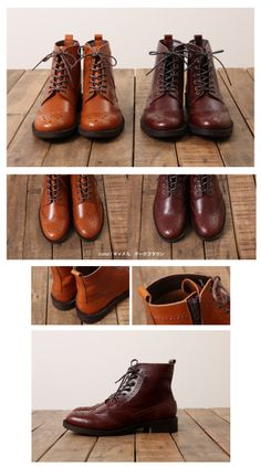 .Perfection in a boot.