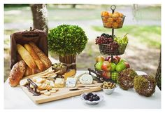 Garden Party Tablescape - from the White Library Event Designs - their website has amazing party theme ideas and photos!