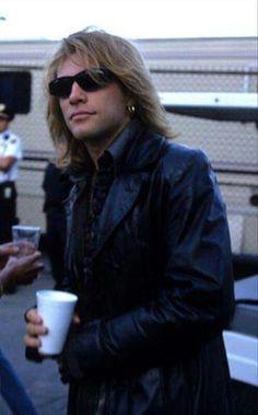Jon Bon Jovi is a babe.