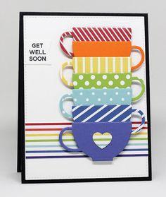Cup of Tea Stamp Set, Tea Party Die-namics, Blueprints 13 Die-namics, Blueprints 27 Die-namics - Jody Morrow  #mftstamps