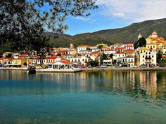 Galaxidi has succeeded to maintain its authentic character and charm. Perfect for a long weekend away, it is also conveniently located, making it a perfect base to explore the region. #Galaxidi #Phocis #greece #Monterrasol #travel #privatetours #customizedtours #multidaytours #roadtrips #travelwithus #tour #landscape #nature #mountains #architecture #sea #sun #summer #beauty #beautiful #tourism #thisisgreece #destination #colorful #green #port #marina #waterfront #promenade #tree #church Weekends Away, Day Tours, Long Weekend, Greece, Tourism, Road Trip, Summer Beauty, Explore, Landscape
