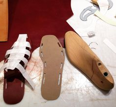 In the works mens sandals in Bordeaux and Black. - Men Sandals - Ideas of Men Sandals - In the works mens sandals in Bordeaux and Black. Make Your Own Shoes, How To Make Shoes, Handmade Leather Shoes, Leather Sandals, Bare Foot Sandals, Men's Sandals, Adidas Shoes Women, Fashionable Snow Boots, Shoe Pattern