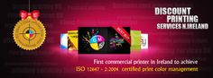 First commercial printer in Ireland to achieve  ISO 12647- 2:2004 Certified Print Color Management