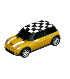 "Mini Cooper S ""Mellow Yellow"""