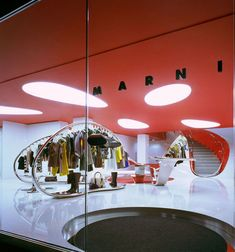Retail Design | Store Interiors | Shop Design | Visual Merchandising | Retail Store Interior Design | Marni flagship store by Sybarite, London