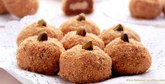 Algerijnse chocolade-halvakoekjes zonder oven. Dit is een recept van zo'n gemakkelijk te maken koekje waarbij je geen oven hoeft te gebruiken.....