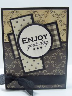 male handmade cards - Google Search