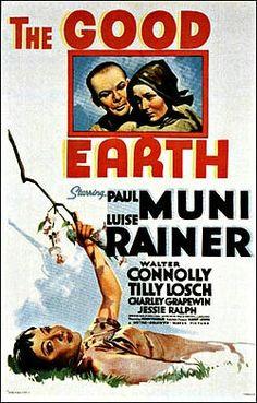 The Good Earth - Pearl S Buck.