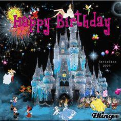 Happy Birthday Happy Birthday Wishes Happy Birthday Quotes Happy Birthday Messages From Birthday Disney Happy Birthday Images, Disney Birthday Wishes, Best Birthday Quotes, Birthday Posts, Happy Birthday Pictures, Birthday Wishes Cards, Happy Birthday Messages, Happy Birthday Greetings, Birthday Love