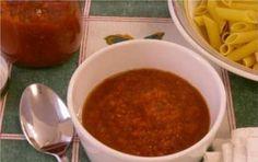 Salsa di pomodoro cruda - La salsa di pomodoro cruda è facilissima da fare ed…