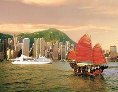 Seabourn Legend | Hong Kong #hongkong #cruises
