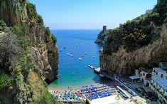 Praiano and Conca dei Marini - Practical Guide to the Amalfi Coast