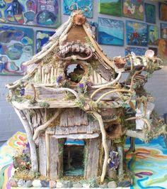 fairy houses!