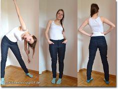 Näähglück by Sophie Kääriäinen: Jamie - Jeans!
