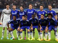 Daftar Skuad Pemain Chelsea 2014-2015