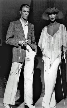Digressions — laurapalmerwalkswithme: Cher with David Bowie ,...