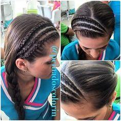 via peinados colorin