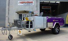 Hard Floor Camper Trailer NEW 2015 Razorback Series in Strathpine, QLD | eBay