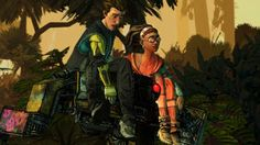 Tales from the Borderlands: A Telltale Game Series Review - GameSpot