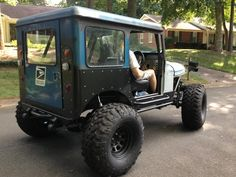 Gone Postal : Mail Jeep Build - Page 31 - Pirate4x4.Com : 4x4 and Off-Road Forum