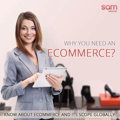 """Today, #eCommerce, also called as """"Electronic Commerce"""" is the cutting edge of business, and most of the people say that #eCommerce mean online shopping, when we ask them what eCommerce is? We want to tell them that #onlineshopping is just a part of Electronic Commerce. The term described selling, buying, exchanging of products & services and information online"""
