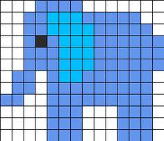 22 Ideas For Crochet Granny Square Blanket Template Fuse Beads Hama Beads Patterns, Beading Patterns, Bracelet Patterns, Kandi Patterns, Afghan Patterns, Perler Bead Art, Perler Beads, Cross Stitch Designs, Cross Stitch Patterns