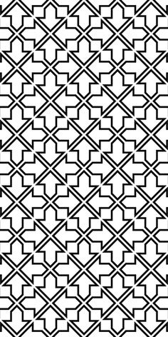 Vector grid patterns - black and white pattern background collection (EPS + JPG) Graph Paper Art, Pattern Paper, Pattern Art, Textile Pattern Design, Textile Patterns, Print Patterns, White Pattern Background, Framing Canvas Art, Arabic Pattern