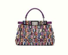 Fendi Pre-Fall 2015 Pre-Fall Accessories Part 1 Fall Accessories, Handbag Accessories, Fashion Accessories, Louis Vuitton Handbags, Tote Handbags, Purses And Handbags, Beautiful Handbags, Beautiful Bags, Fendi Bags