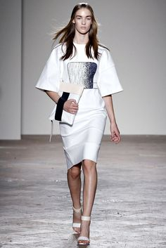 Gabriele Colangelo - Spring 2013 Ready-to-Wear