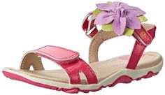 Stride Rite SRT PS Naiya Sandal (Infant/Toddler/Little Kid) * Awesome product. Click the image : Girls sandals