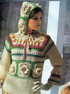 Vintage KNITTING~CROCHET PATTERNS Kutu~Coat~Nordic~Hoodie~Tops~Icelandic~RETRO!   eBay
