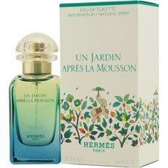 Un Jardin Apres La Mousson By Hermes Edt Spray 1.7 Oz