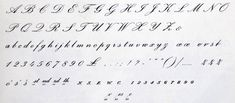 Learn Calligraphy - Copperplate