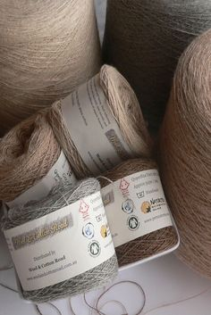 Organic Cotton Yarn, Organic Baby, Weaving Projects, Baby Alpaca, Lace Knitting, Fair Trade, Spinning, Knits, Fiber