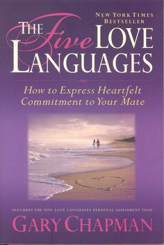 Dr Gary Chapman did a good job here by explaining in details the five love languages in every relationship and marriage...a book worth reading to understand different ways to understand your mate's love languages and to express it to your mate...
