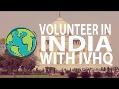 I am looking into to volunteering in India within the next couple months and can't withhold my joy!!!!! Volunteer in India - Dharamsala | International Volunteer HQ