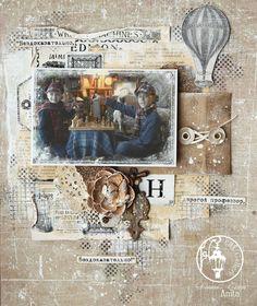 "UHK Gallery - inspiracje: ""Sherlock Holmes Album"" the continuation..."