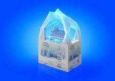 This POP display is so cool its frozen. TriadCreativeGroup.com