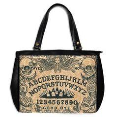 Ouija Board Large Hand Bag