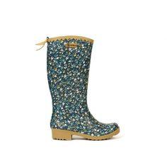 bottes caoutchouc hashley victorine femme - aigle 1