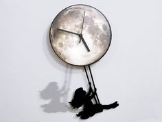 I know this is a clock, but I like this idea (without the hands) as a tattoo to go across from my sun on my right shoulder.