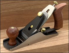 Veritas® #4 Smooth Plane - Woodworking
