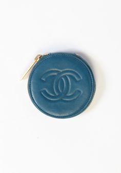 ce13553264eb Itsy Bitsy Chanel Coin purse