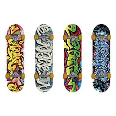WIN.MAX 9 Plies Maple 3D Double Kick Concave Deck Cool High Doodle Quality Skating Skateboard from PengXuan