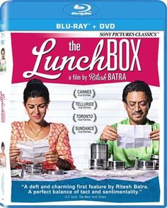 Availability: http://130.157.138.11/record=b3874956~S13 The Lunchbox Blu-ray. A mistaken delivery in Mumbai's famously efficient lunchbox delivery system connects Ila, a neglected housewife, to Saajan, a lonely man on the verge of retirement