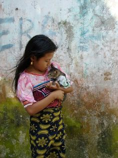 San Blas, Panama Children of the World