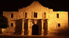 Top 10 Haunted Cities in America - #5. San Antonio, TX  San Antonio is regarded as the most haunted city in the state of Texas, with dozens of ghostly sightings throughout its quarters. The city is also the historic site of the Battle of the Alamo, and the fort is said to be haunted by those who died during it.